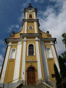 Evangelische  Kirche in Bonnhard